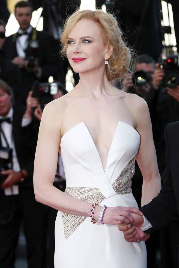 Actress and jury member Nicole Kidman arrives for the awards ceremony of the 66th international film festival, in Cannes, southern France, Sunday, May 26, 2013. Photo: AP