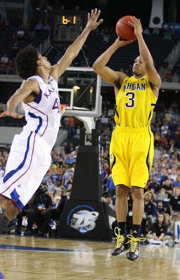 6. New Orleans - Trey Burke, PG, Michigan