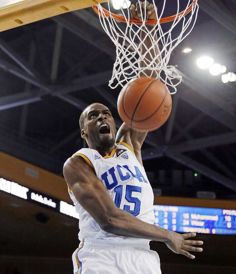 15. Milwaukee - Shabazz Muhammad, SF, UCLA