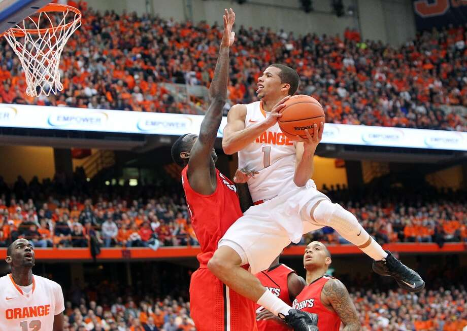 12. Okla. City - Michael Carter-Williams, PG Syracuse