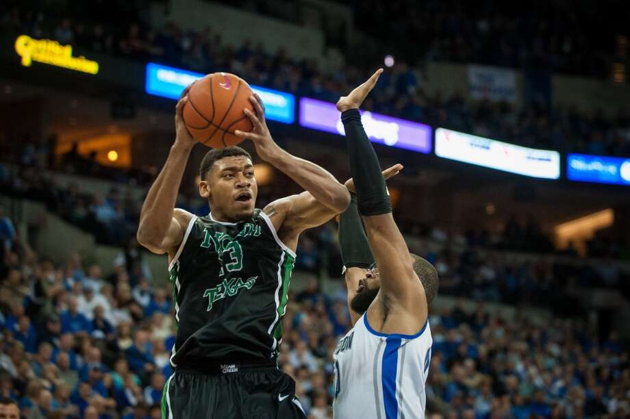 22. Brooklyn - Tony Mitchell, PF, North Texas