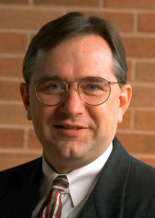 Rep. Steve Stockman is shown in an Oct. 17, 1996 photo, in Beaumont, Texas. Photo: PAT SULLIVAN, AP / AP