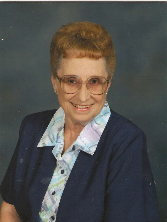 "Mary ""Pat"" Patricia Bodet ""made lifelong friends with ladies she worked with."" Photo: Courtesy Photo"