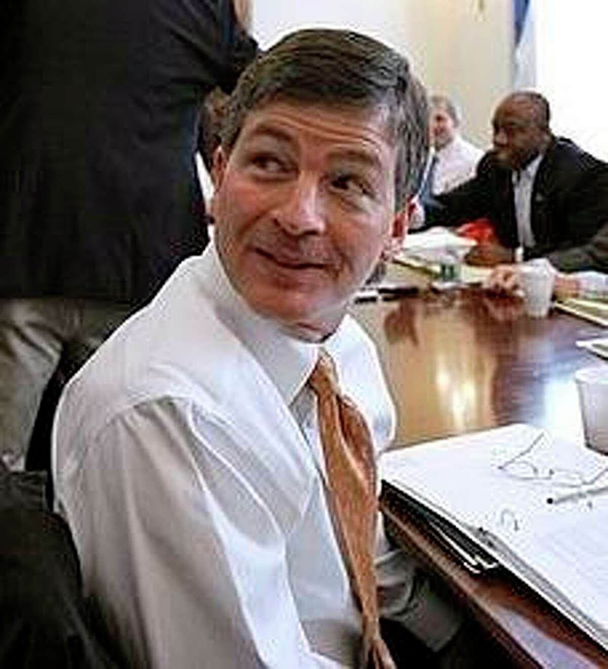 U.S. Rep. Jeb Hensarling (R-Texas) is being considered for treasury secretary, The Washington Post reported.
