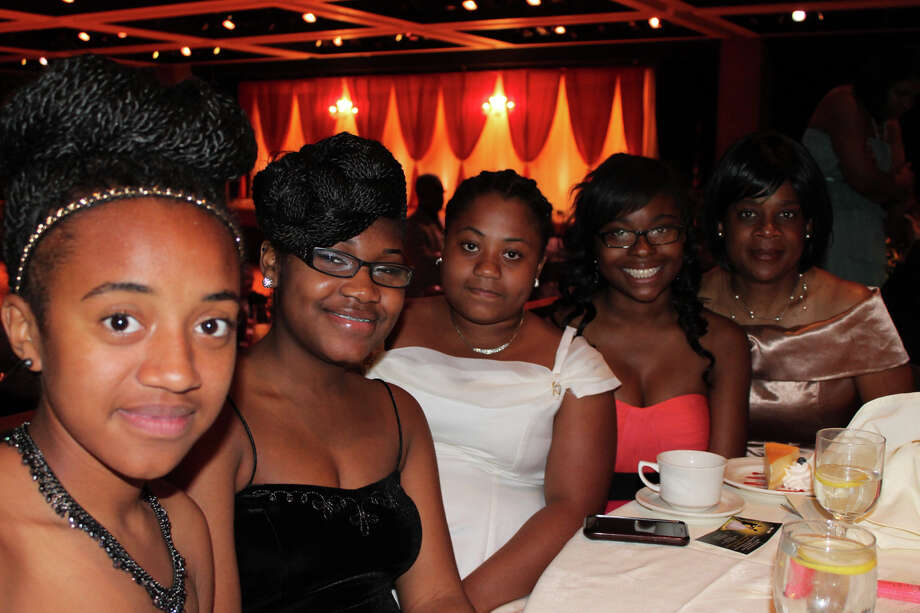 Were you Seen at the Delta Sigma Theta Sorority's 14th Biennial Debutante Cotillion at the Empire State Plaza Convention Center in Albany on Sunday, May 26, 2013? Photo: Jackson Wang