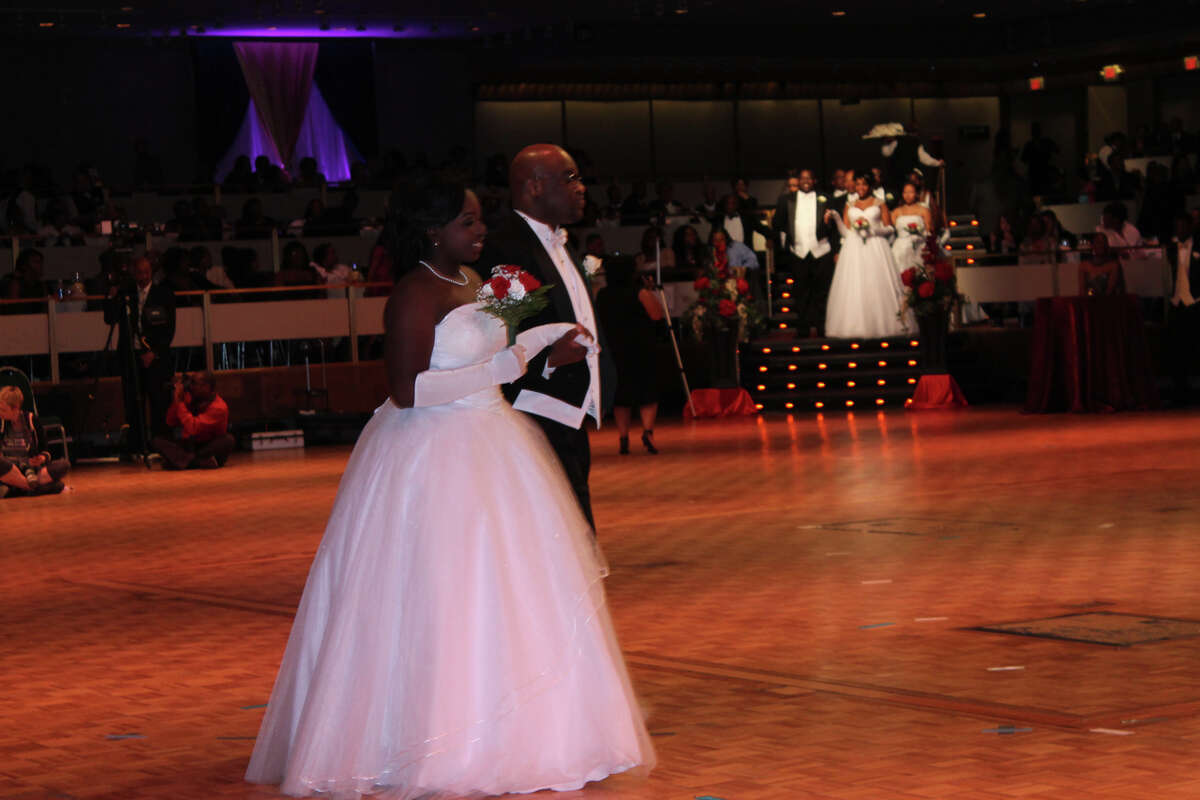 Were you Seen at the Delta Sigma Theta Sorority's 14th Biennial Debutante Cotillion at the Empire State Plaza Convention Center in Albany on Sunday, May 26, 2013?
