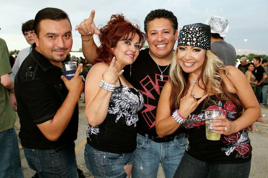 River City Rockfest at the AT&T Center on Sunday, May 26, 2013. Photo: Yvonne Zamora / San Antionio Express-News