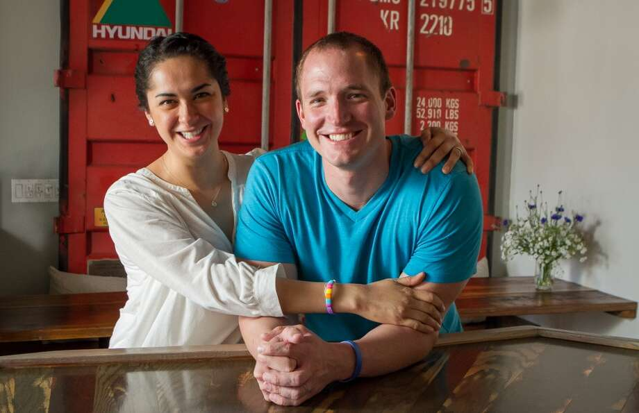 Owners Cory and Silvia McCollow of Nido in Oakland.