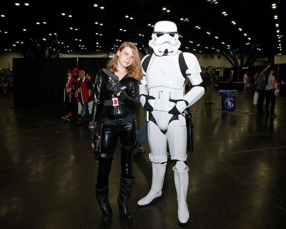 Scenes from Comicpalooza.