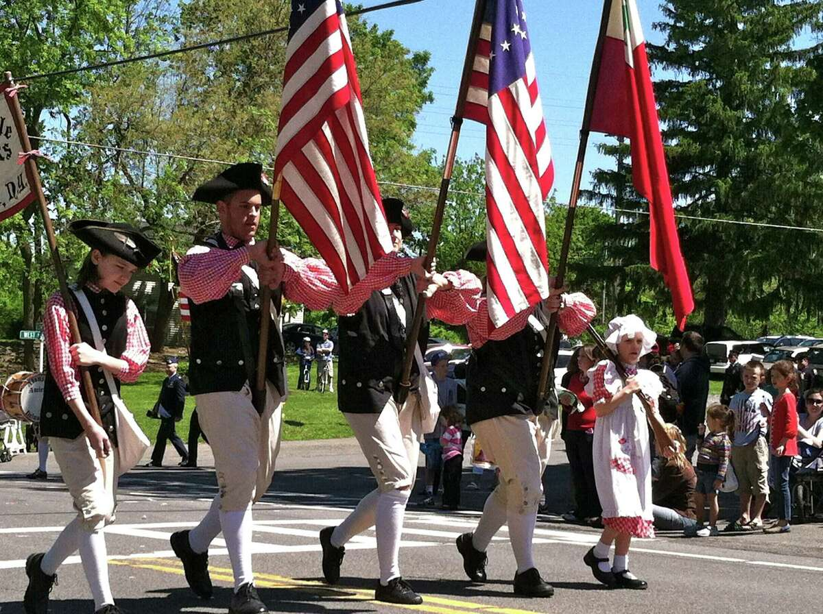 Were you Seen at the annual Memorial Day Parade in Bethlehem on Monday, May 27, 2013?