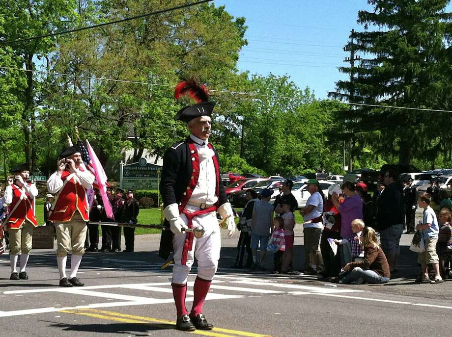 Were you Seen at the annual Memorial Day Parade in Bethlehem on Monday, May 27, 2013? Photo: Nick Preller