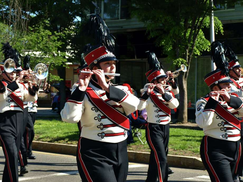 Many towns are celebrating Memorial Day a day early with Sunday parades. Some of the towns holding their parades on Sunday are Stamford, Brookfield, Milford and Sherman. Click here for more towns.  Photo: Nuria Ryan