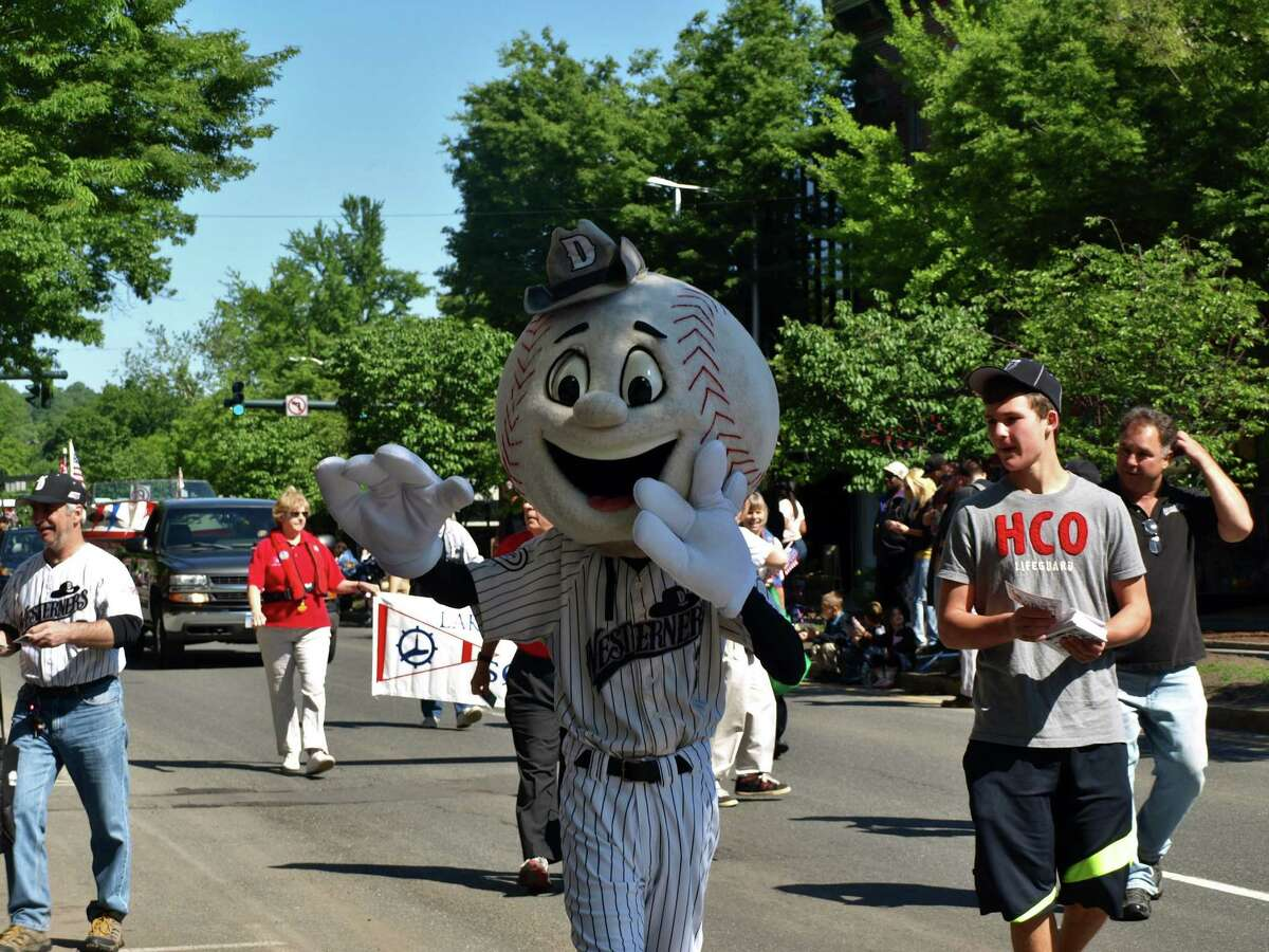 Were you SEEN at the Danbury Memorial Day Parade on May 27th?