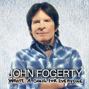 cover art for I Wrote a Song for Everybody, an album by John Fogerty Photo: Vanguard Records