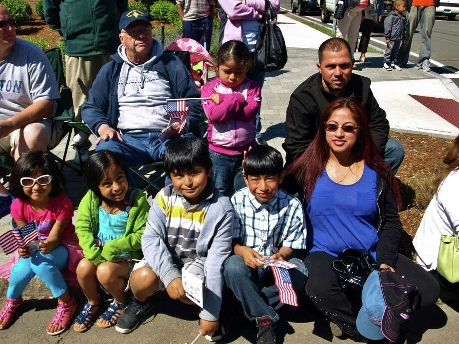 Were you SEEN at the Danbury Memorial Day Parade on May 27th? Photo: Nuria Ryan