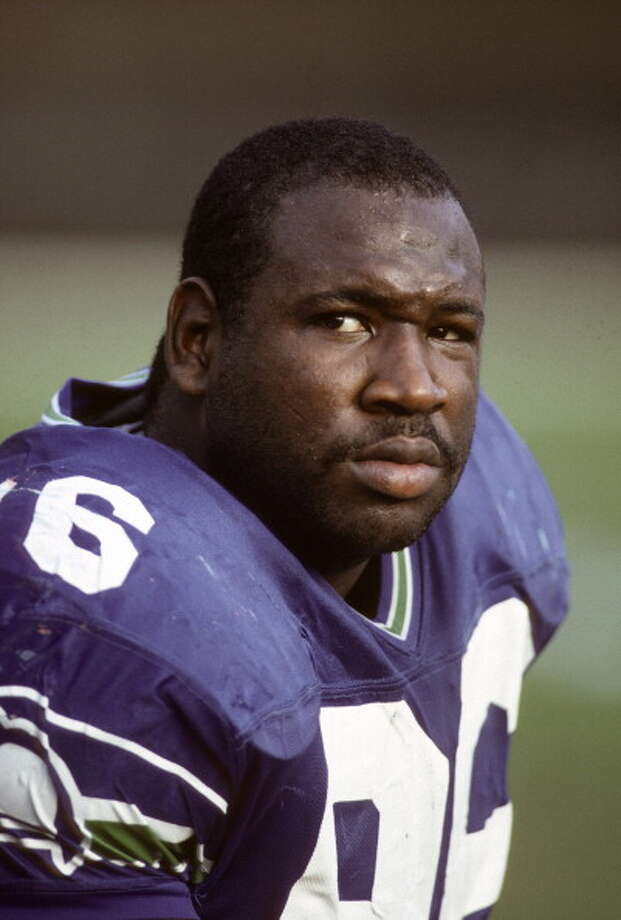 Defensive tackle: Cortez Kennedy (1990-2000) Pro Bowl: 1991, '92, '93, '94, '95, '96, '98, '99 | All-Pro: 1992, '93, '94 Pro Football Hall of Fame (2012), Seahawks Ring of Honor (2006)  One of the most beloved Seahawks ever and one of just two Seahawks in the Pro Football Hall of Fame, Kennedy played his entire 11-year career in Seattle -- through the good times and the bad. In 1992, his first All-Pro season, he had a career-high 14 sacks. Over his career, Kennedy had 58 sacks and 668 total tackles, making him one of the best Seahawks of all time.  Photo: Focus On Sport, Getty Images / 1993 Focus on Sport