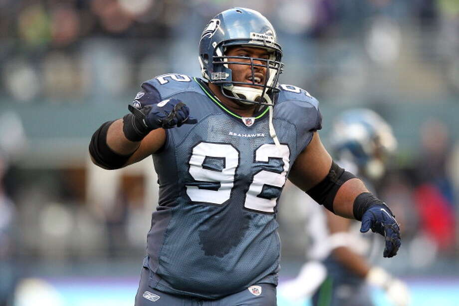 Defensive tackle: Brandon Mebane (2007-present)Pro Bowl: no | All-Pro: no   He's been a consistent starter since he won the job his rookie year, and has continued his strong play through the Seahawks' recent success on the gridiron. Mebane has 13 sacks in his six years in Seattle and has tallied a total of 260 tackles.  Photo: Otto Greule Jr, Getty Images / 2011 Getty Images