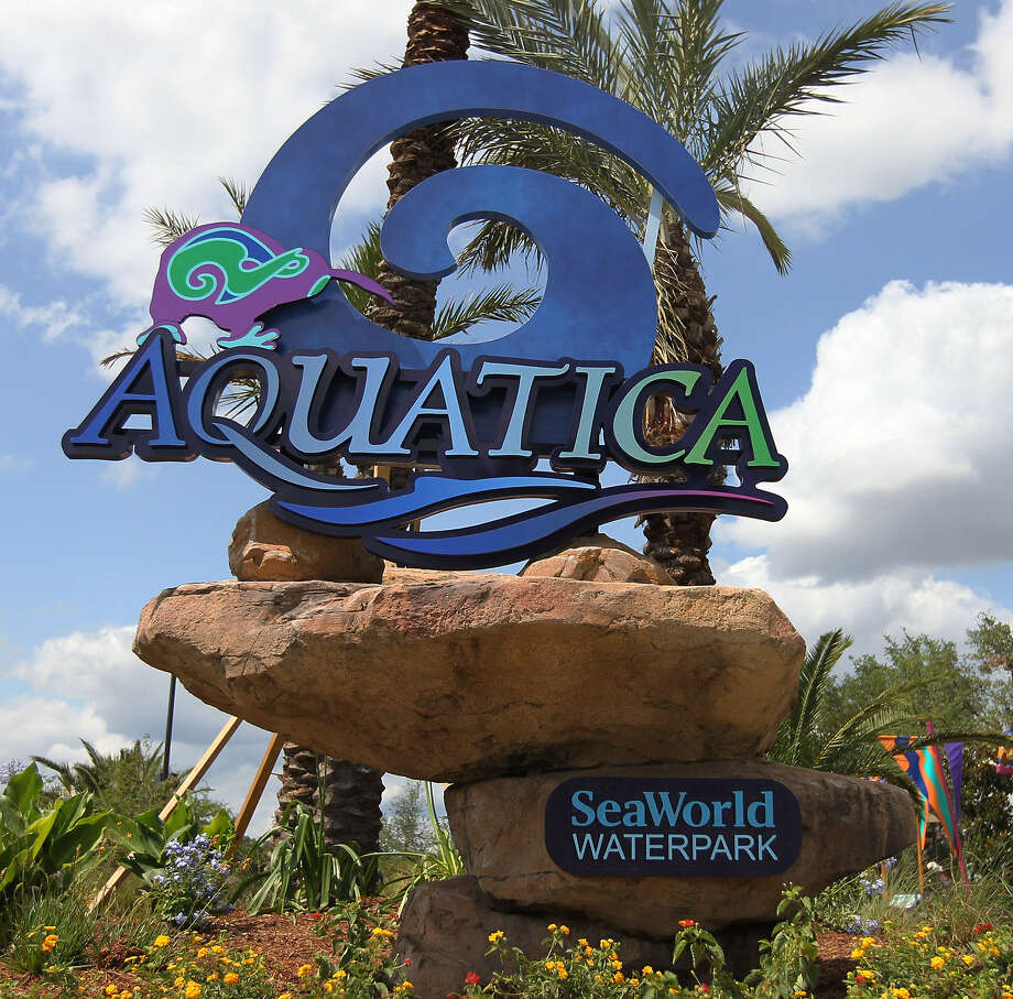 A woman was transported to an area hospital Sunday evening after being found unresponsive at SeaWorld San Antonio's waterpark, Aquatica.