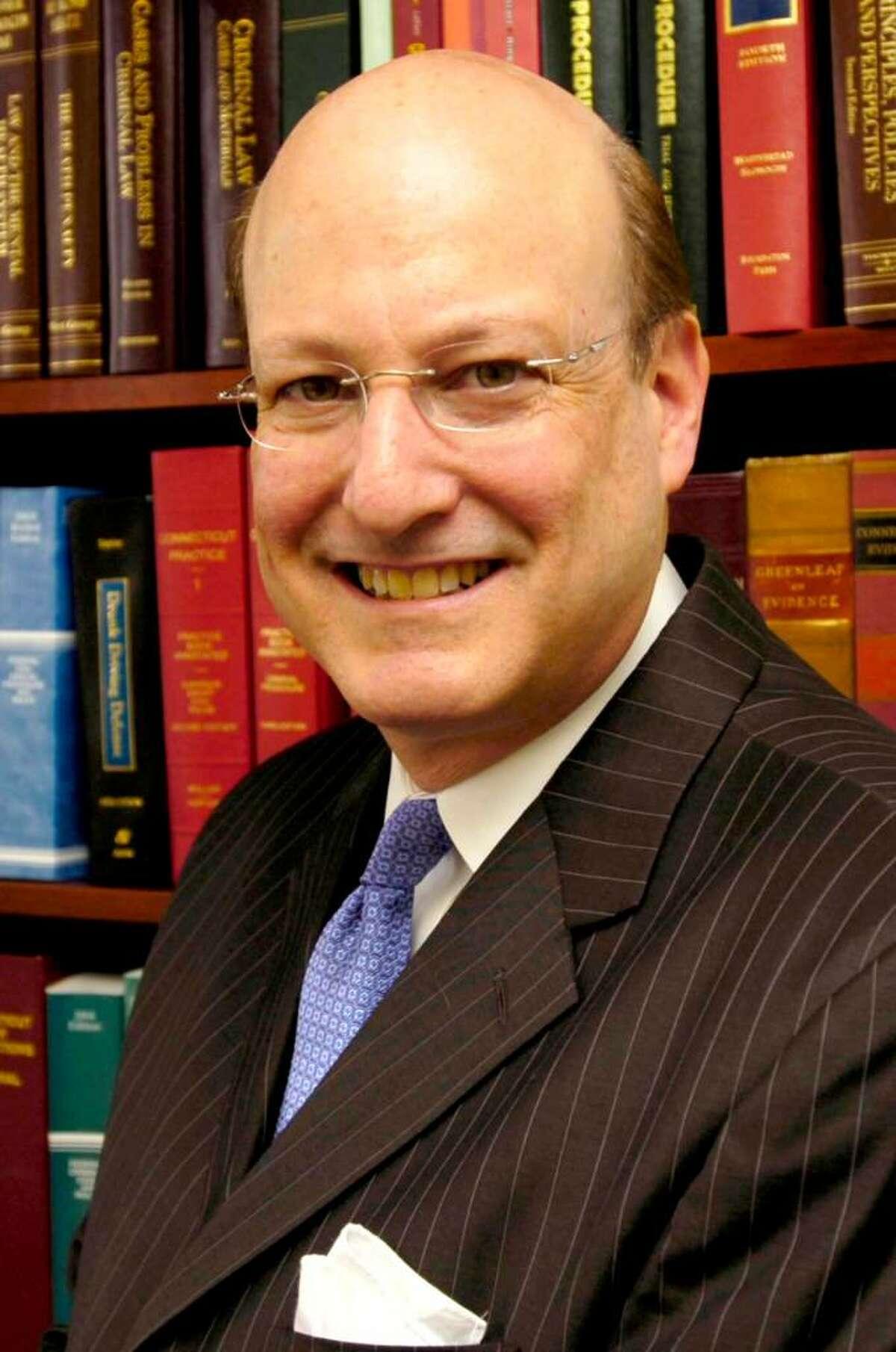 Danbury attorney James D. Diamond.