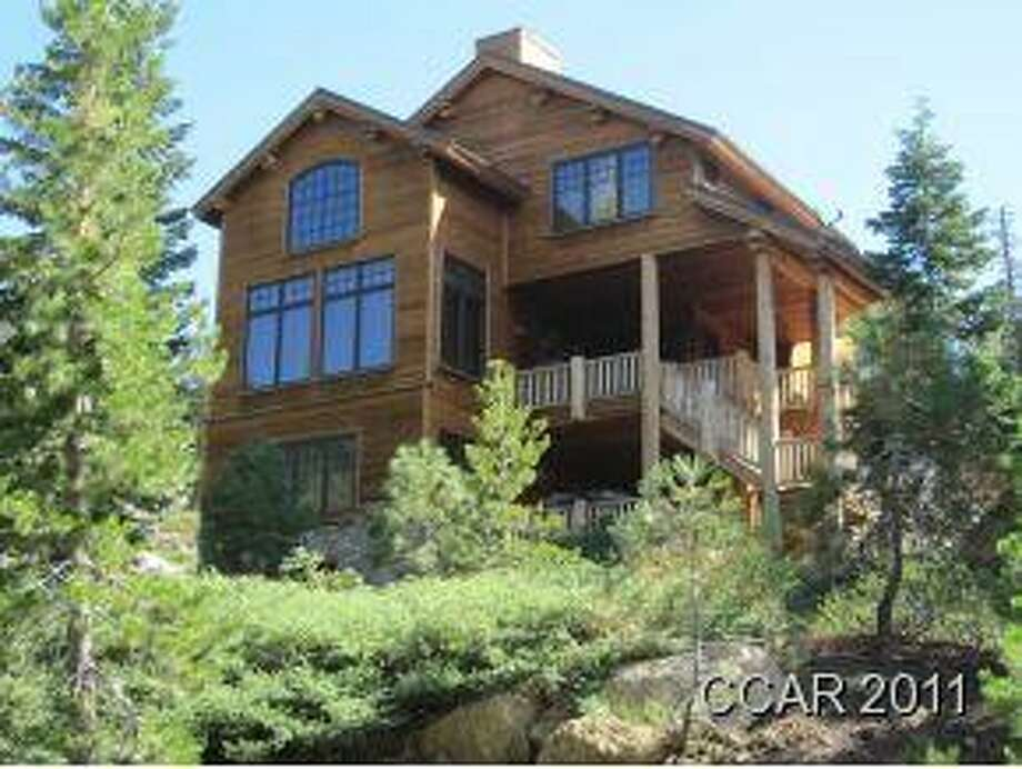 This 5 bed, 4 bath in Bear Valley is on the more economic side: offered at $298K.