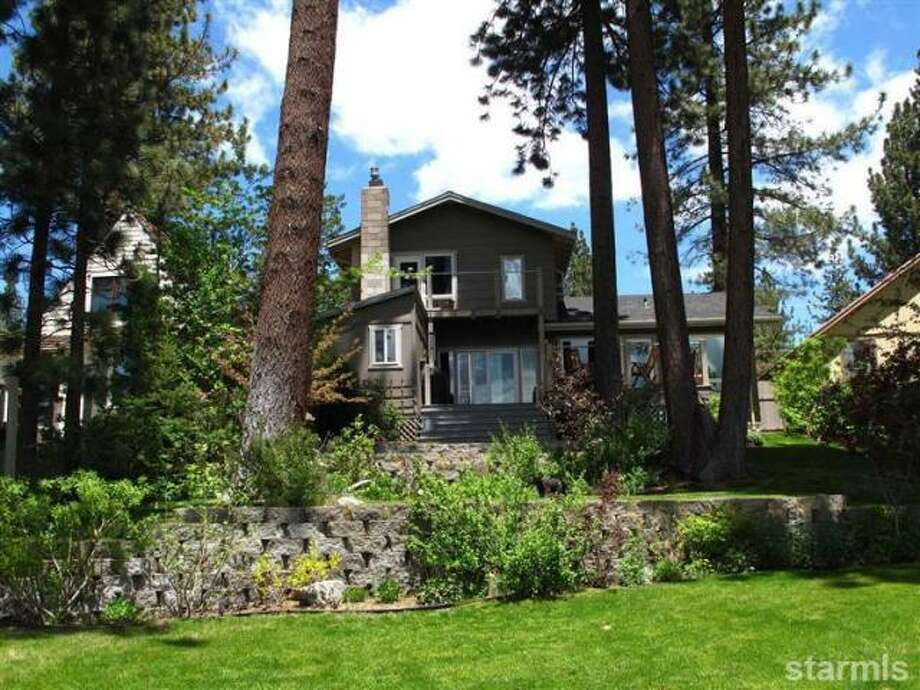 Back to the mountains and lakes, this South Lake Tahoe home is a 2 bed, 2 bath listed at $395K.