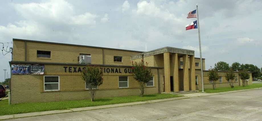 The College Street facility of the Texas Army National Guard will be closing and moving to Houston as part of the federal base realignment strategy that is consolidating military instillations nation wide. Dave Ryan/The Enterprise / Beaumont
