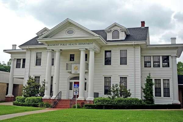 Beaumont Public Health Department located at 950 Washington Boulevard. Photo taken: Randy Edwards/The Enterprise