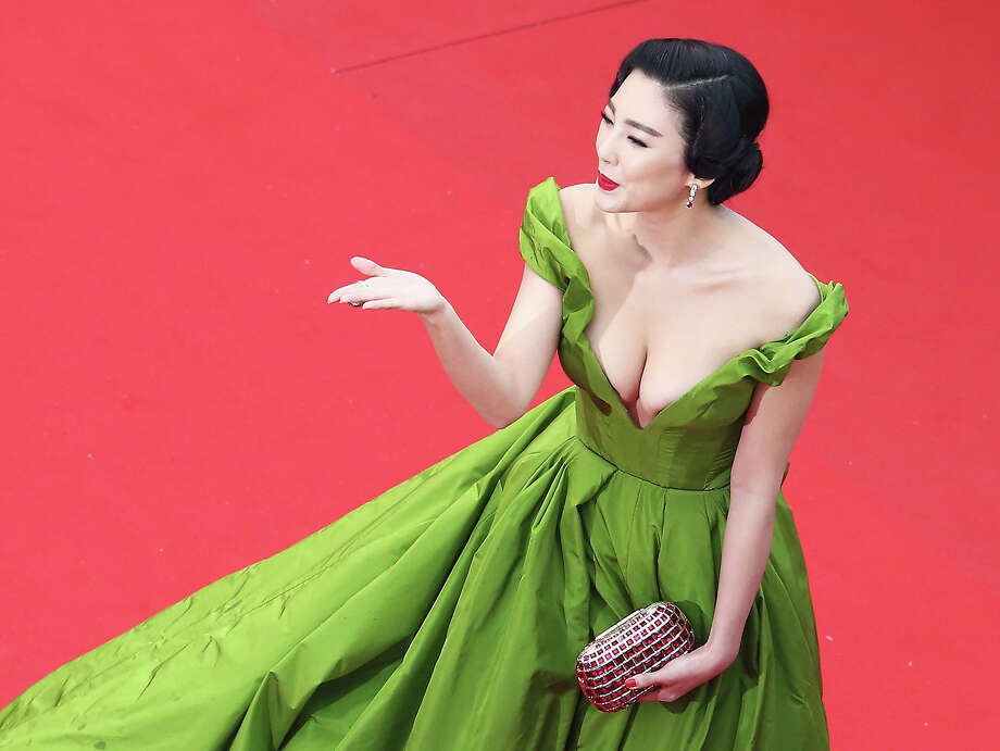 Zhang Yuqi attends the Opening Ceremony and 'The Great Gatsby' Premiere during the 66th Annual Cannes Film Festival at the Theatre Lumiere on May 15, 2013 in Cannes, France. Photo: Andreas Rentz, Getty Images / 2013 Getty Images