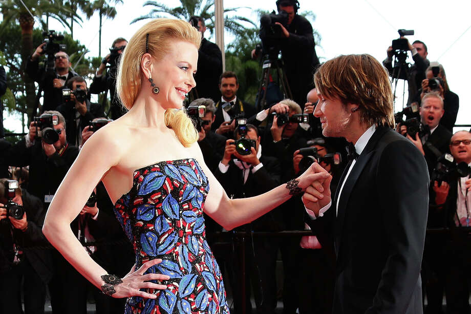 Jury member Nicole Kidman (L) and Keith Urban attend 'Inside Llewyn Davis' Premiere during the 66th Annual Cannes Film Festival at Palais des Festivals on May 19, 2013 in Cannes, France. Photo: Vittorio Zunino Celotto, Getty Images / 2013 Getty Images