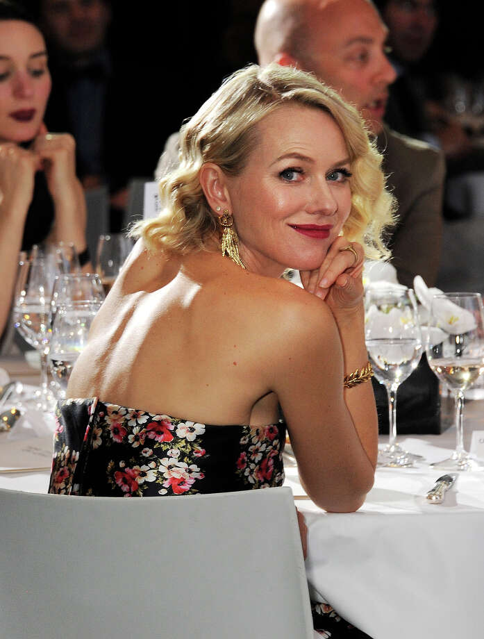 """Actress Naomi Watts attends the exclusive """"For The Love Of Cinema"""" event hosted by Swiss luxury watch manufacturer IWC Schaffhausen at the famous Hotel du Cap-Eden-Roc on May 19, 2013 in Antibes, France. Photo: David M. Benett, Getty Images For IWC / 2013 David M. Benett"""