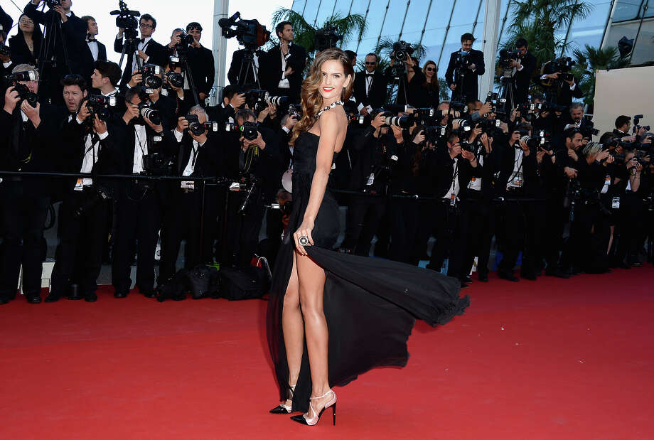 Izabel Goulart attends the 'The Immigrant' premiere during The 66th Annual Cannes Film Festival at the Palais des Festivals on May 24, 2013 in Cannes, France. Photo: Pascal Le Segretain, Getty Images / 2013 Getty Images