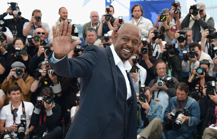 Actor Forest Whitaker attends the 'Zulu' Photocall during the 66th Annual Cannes Film Festival at the Palais des Festivals on May 26, 2013 in Cannes, France. Photo: Pascal Le Segretain, Getty Images / 2013 Getty Images