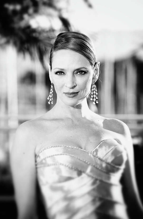 Actress Uma Thurman attends the Palme D'Or Winners Photocall during the 66th Annual Cannes Film Festival at the Palais des Festivals on May 26, 2013 in Cannes, France. Photo: Gareth Cattermole, Getty Images / 2013 Getty Images