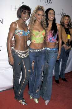 Destiny's Child   Kelly Rowland, Beyonce Knowles and Michelle Williams Photo: Ron Galella, WireImage / Ron Galella Collection