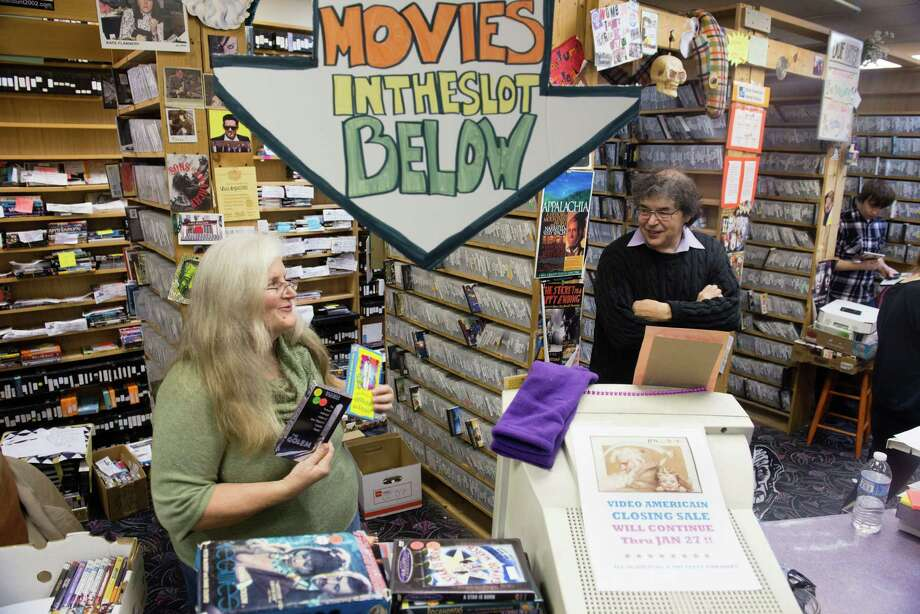 Video store clerkVideo store clerks usually knew the quirky art house film your friend recommended that had a foreign word in the title and starred the guy with the spiky hair. (And they'd find it, too, if they weren't busy whispering into their cell phone behind the counter or inventorying microwave popcorn in the back.) With live streaming movies on the web and mailbox deliveries, however, video stores -- and clerks -- are edging into relic status.Verdict: Extinct. No more just-before-midnight returns to avoid late fees. And, alas, no job security for the guy who could name every species inhabiting the Star Wars galaxy. Photo: Sarah L. Voisin, Getty Images / Sarah L. Voisin