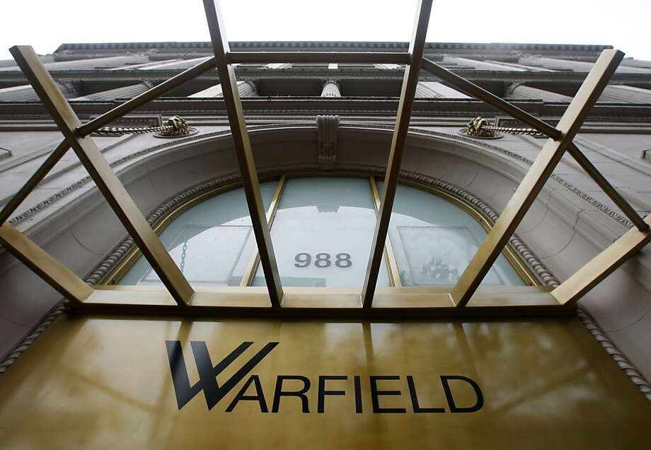 Swedish firm Spotify, which streams music globally, will occupy three floors in the Warfield building. Photo: Paul Chinn, The Chronicle