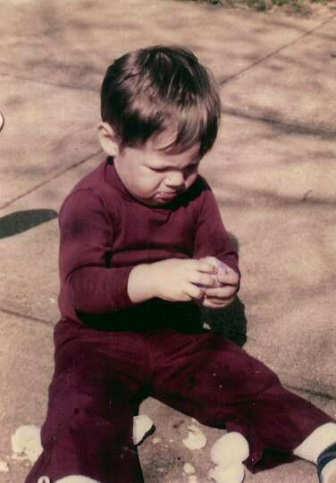 Phil at age 2 in April 1972