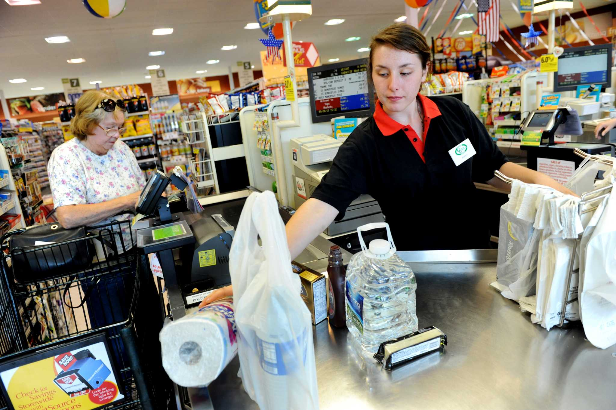 a supermarket chain at top of its small game times union