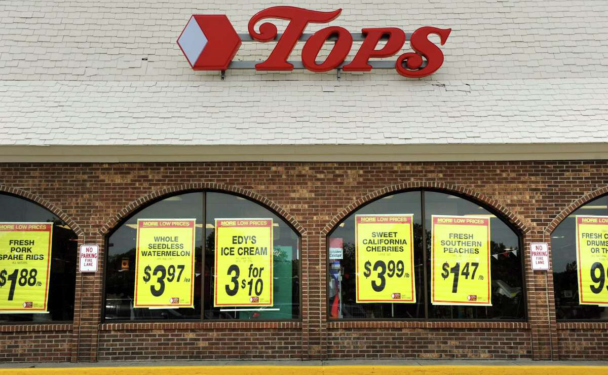 Tops market on Tuesday, May 28, 2013, in Hoosick Falls, N.Y. (Cindy Schultz / Times Union)