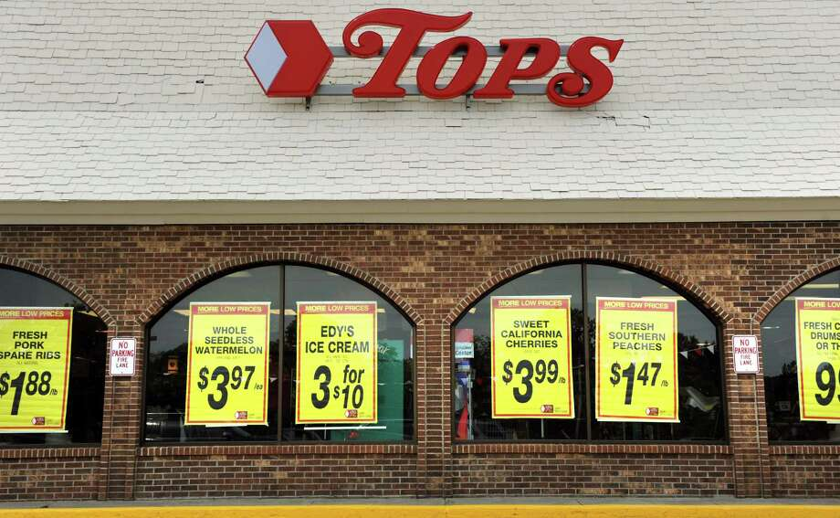 Tops Market on Tuesday, May 28, 2013, in Hoosick Falls, N.Y. (Cindy Schultz / Times Union) Photo: Cindy Schultz / 00022593A