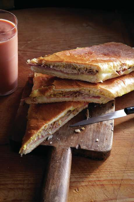 "Cuban Sandwich from ""Gran Cocina Latina"" by Maricel Presilla. Photo: Courtesy Photo"