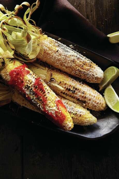 """Salvadorian corn from """"Gran Cocina Latina"""" by Maricel Presilla Photo: Courtesy Photo"""