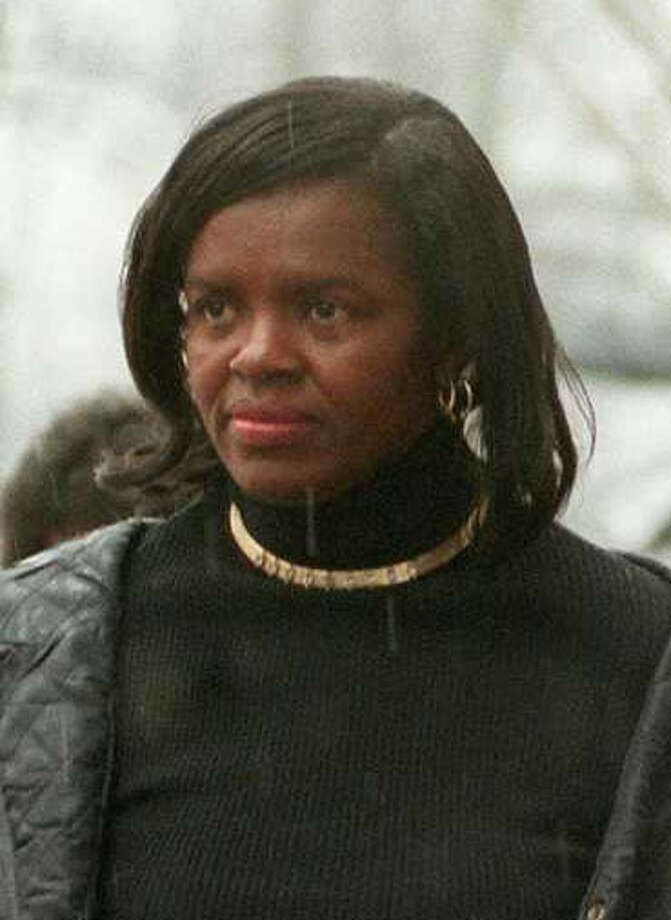 Pearyllyn Reid , mother Franklyn Reid in this file photo from,  Tuesday Feb. 2, 1999. Photo: File Photo\Douglas Healey