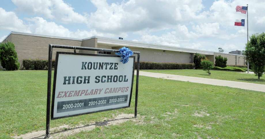 The Kountze High School staff and other school officials are investigating a senior prank that occurred over the weekend inside the school.  Dave Ryan/The Enterprise