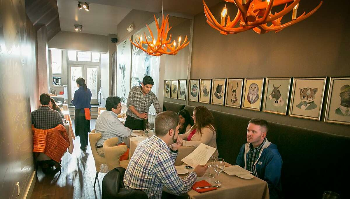 Click ahead to see which SF restaurants still have availability on Valentine's Day.