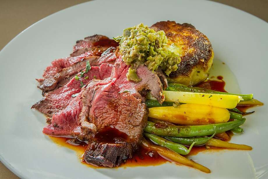 Fable offers rosemary grilled California leg of lamb. Photo: John Storey, Special To The Chronicle