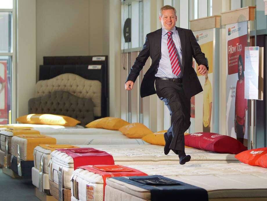 mattress firm ceo steve stagner says the houston market has done well for the company