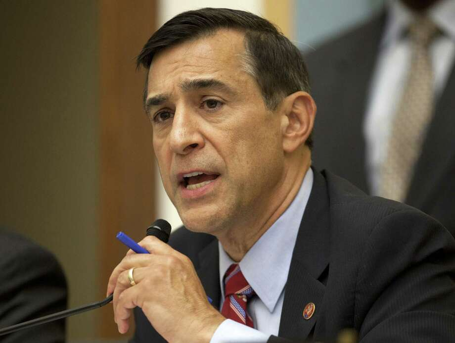 Rep. Darrell Issa, R-Calif., cited a lack of cooperation by the White House.