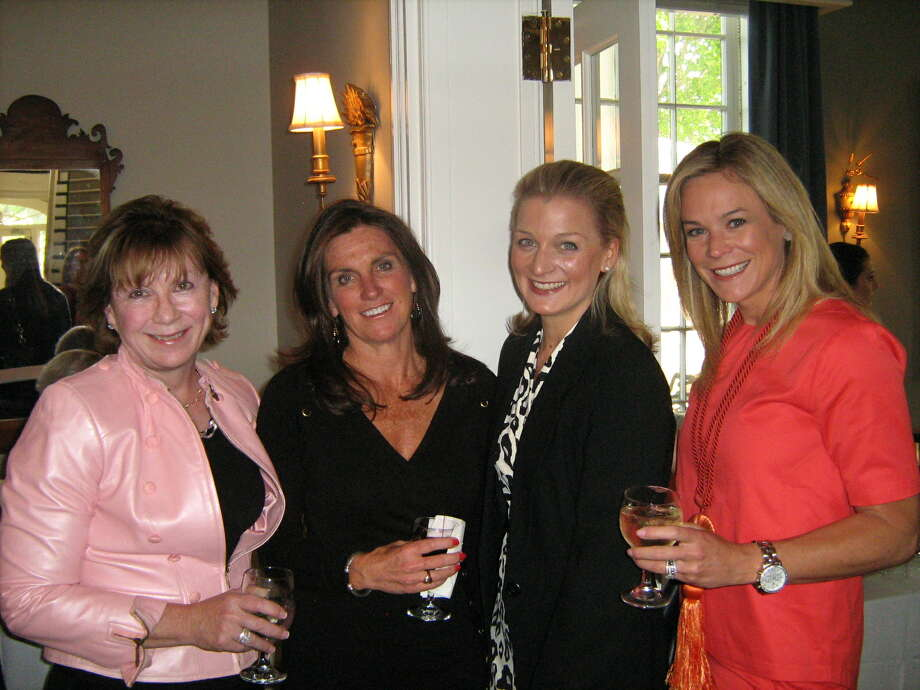 Families in Need of Assistance conducted its spring fundraiser at the Schuyler Meadows Country Club in Loudonville on May 15. Among those attending: board President Maggie Holbritter and Caron O?Brien Crummey, Missy Nigro and Monica Oberting. The Albany-based organization serves many social concerns; as well as advocating for clients stricken with cancer and dealing with substance abuse. (Cynthia Urbach)