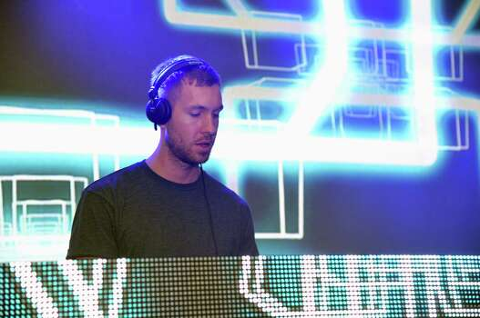 Calvin Harris:Sundays, October 5 & 128-9:15 p.m.Honda Stage Photo: Mike Coppola, Staff / 2013 Getty Images